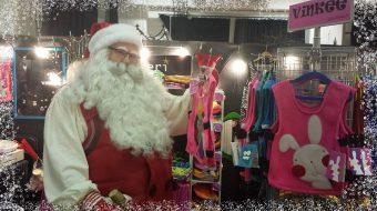 Verkkokaupan tilaukset jouluksi perille!