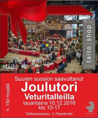 Vinkee Pieksämäellä 10.12.2016
